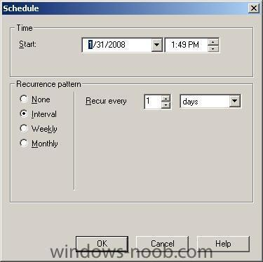 Updating microsoft outlook to 2003