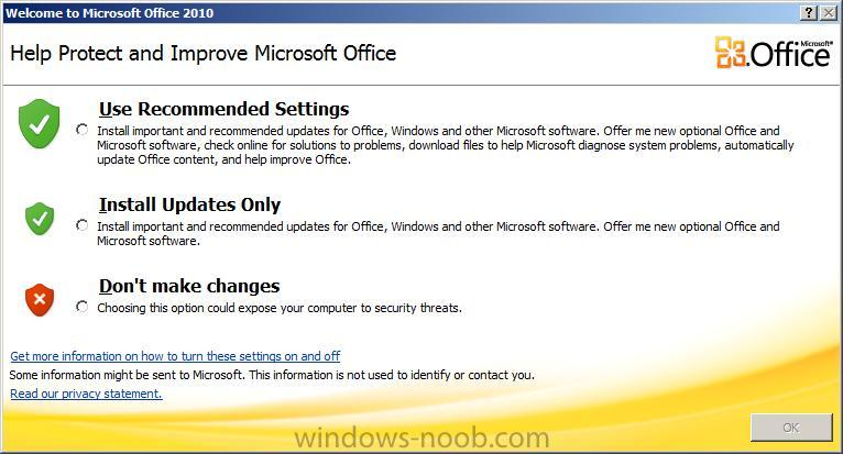 help protect and improve Microsoft Office.jpg
