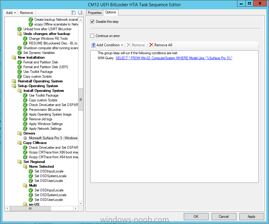 Disable SP3 apply driver package step.png
