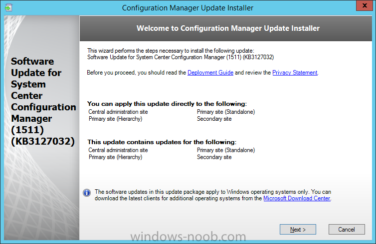 How can I setup Software Updates in System Center