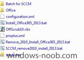 Trying To Run Batch File to Uninstall an App - Configuration Manager