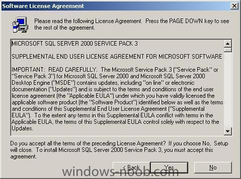 how can I install SQL server 2000 standard edition - SQL