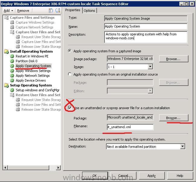 Customising Windows 7 deployments - part 1  - Deploy 7 - www windows