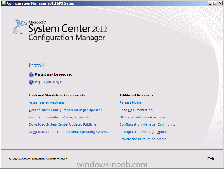configuration manager 2012 sp1 setup.png