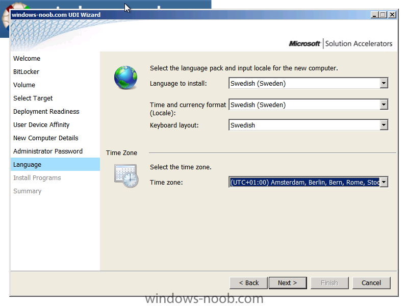 using SCCM 2012 RC in a LAB - Part 18  Deploying a UDI