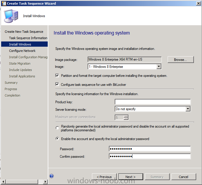Install the windows operating syste details.png