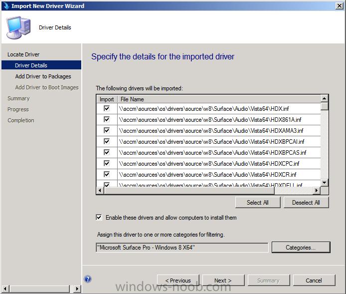 Import Driver Packages Sccm 2012 - computersseven