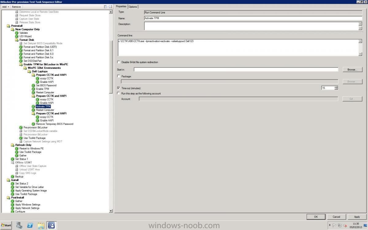 Manage tpm command line - Share This Post