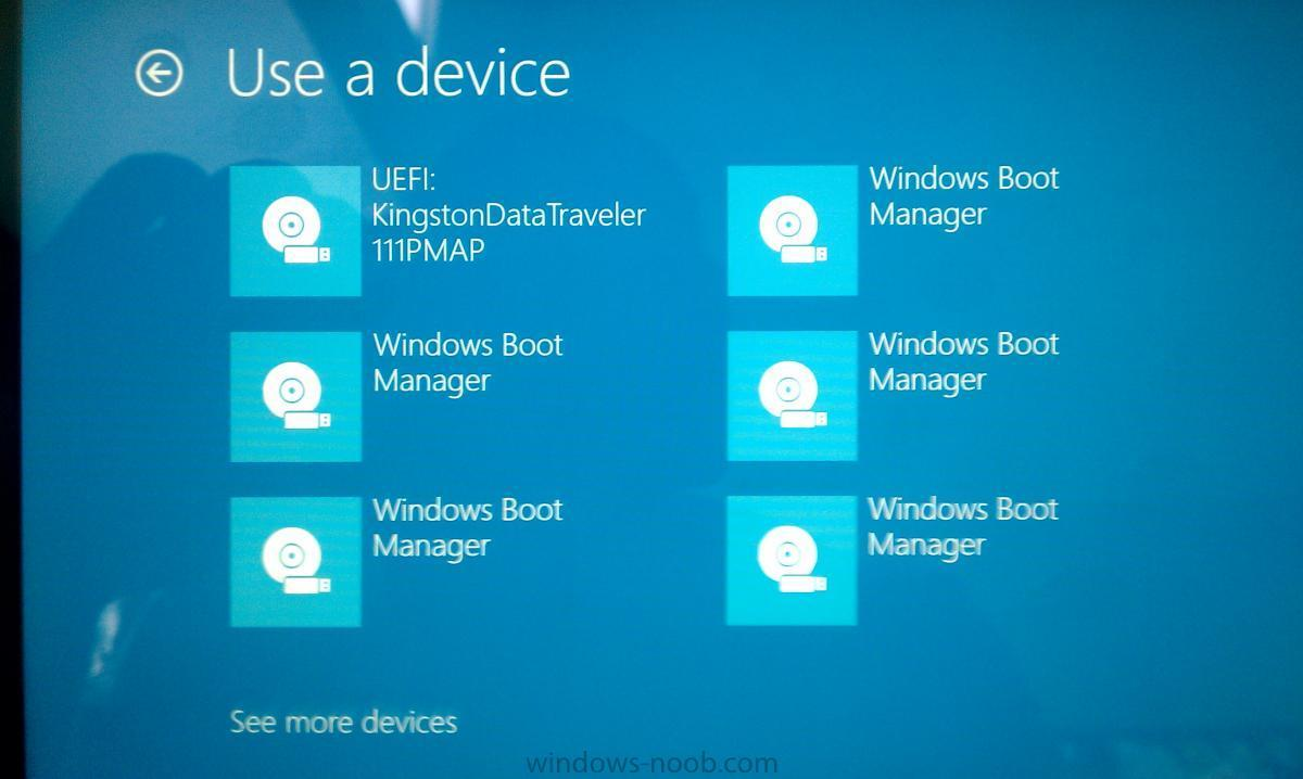 Uefi multiple windows boot manager | How to get GRUB to be the