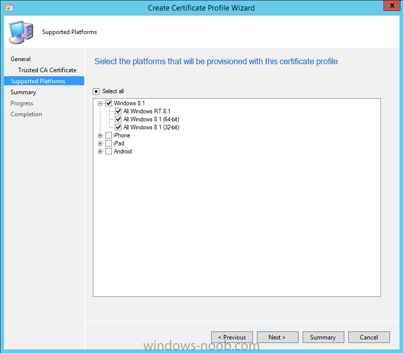 select the platforms that will be provisioned with this certificate profile.png