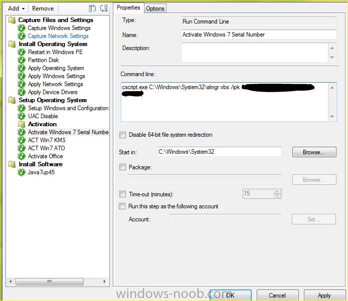 remove kms windows 7