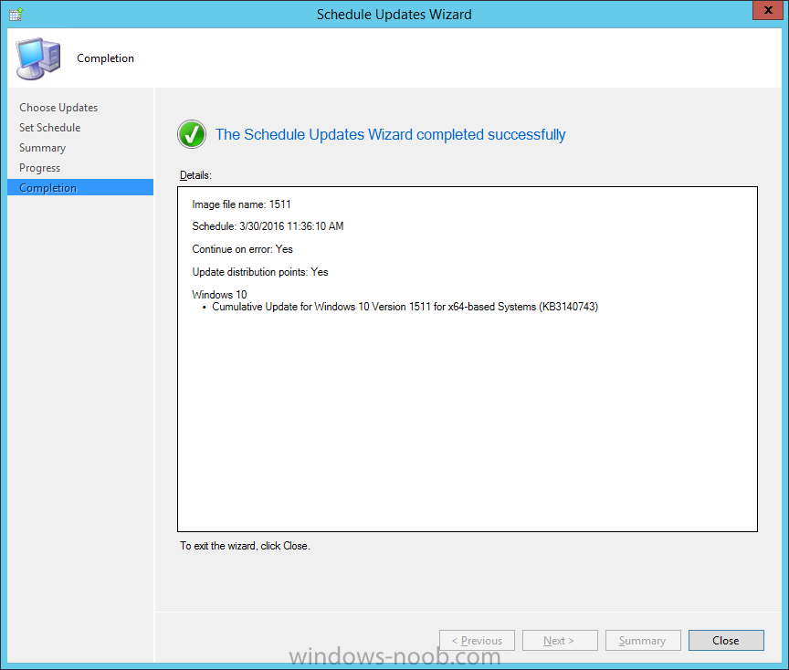 How can I use the Upgrade Task Sequence in System Center
