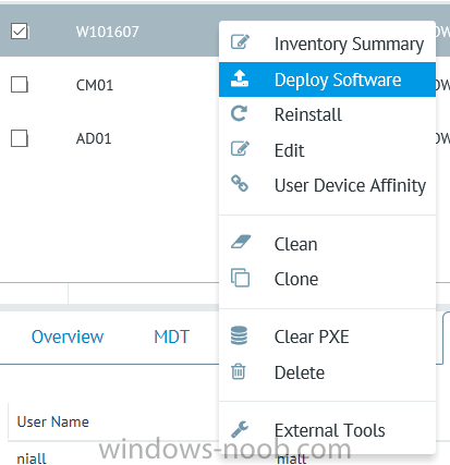 First looks at Ciresons ConfigMgr Portal | just another