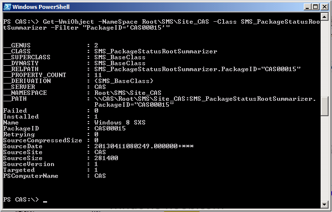 check package status for Windows 8 SXS using Powershell Get-WmiObject.png