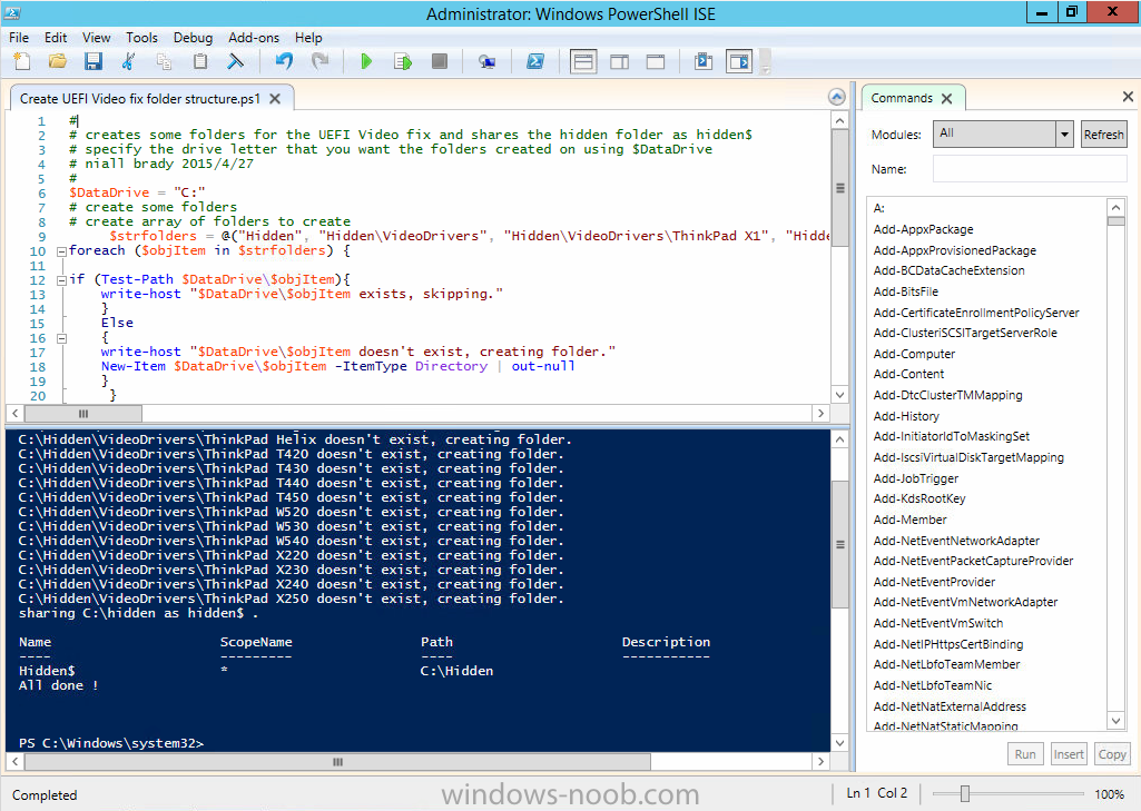 PowerShell to create folders.png