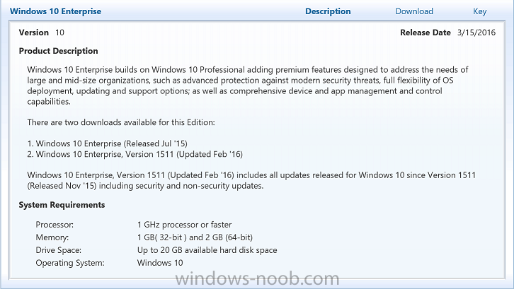 two windows 10 1511 releases.png