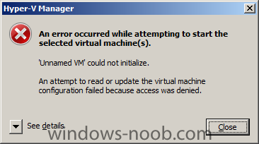 unamed VM could not initialise.png