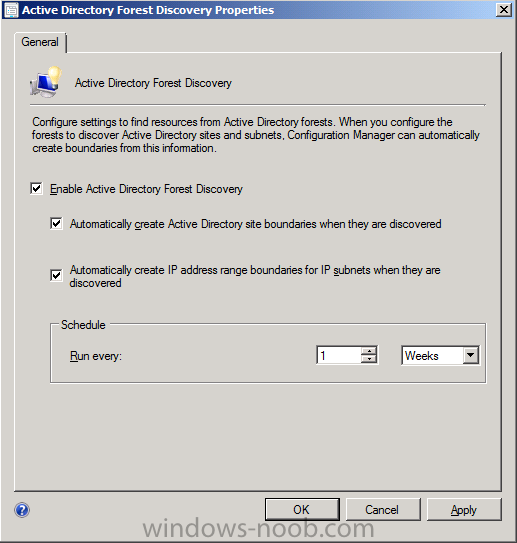 active directory forest discovery General screen..png