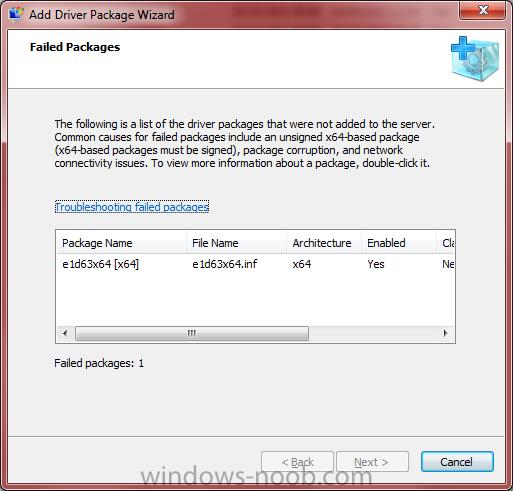 WDS Intel NIC - Windows Deployment Services (WDS) - www