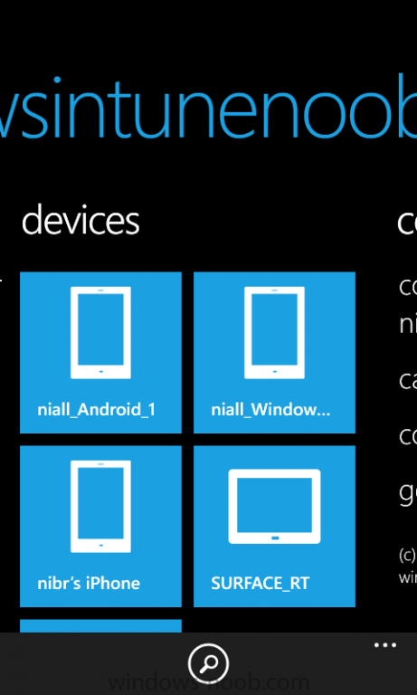 windowsintunenoob on windows phone 8.png