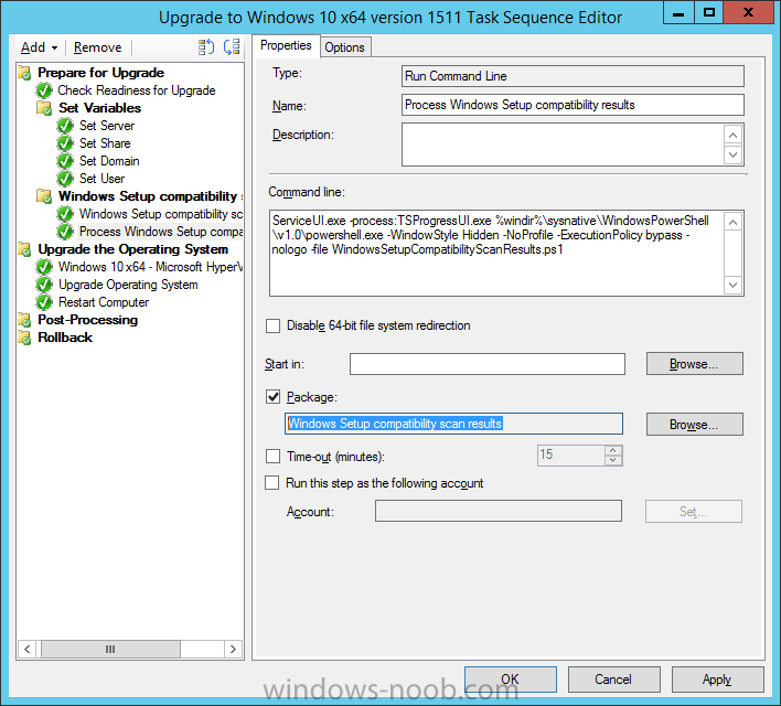 process windows setup compatibility scan results.png
