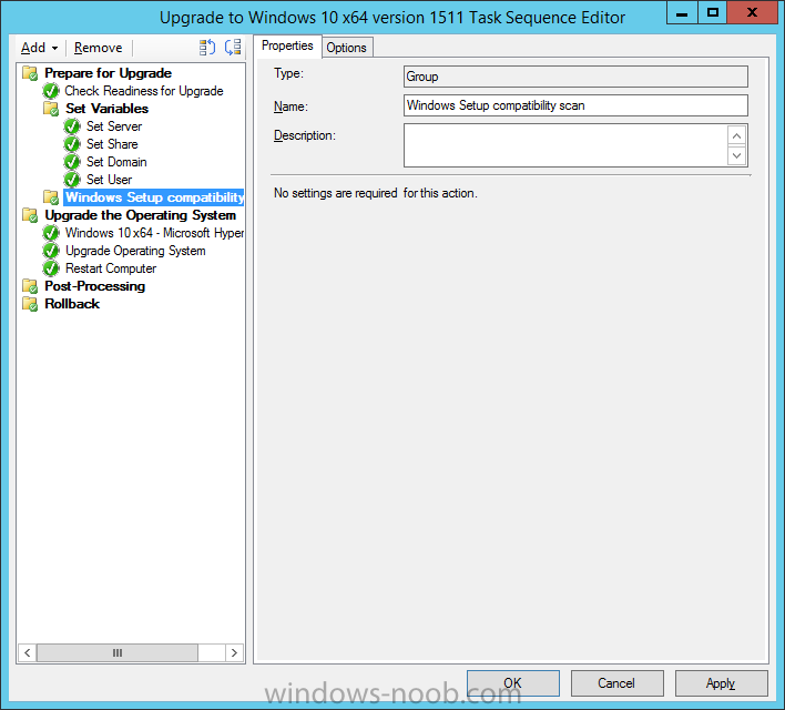 A deeper look at the Upgrade task sequence in System Center