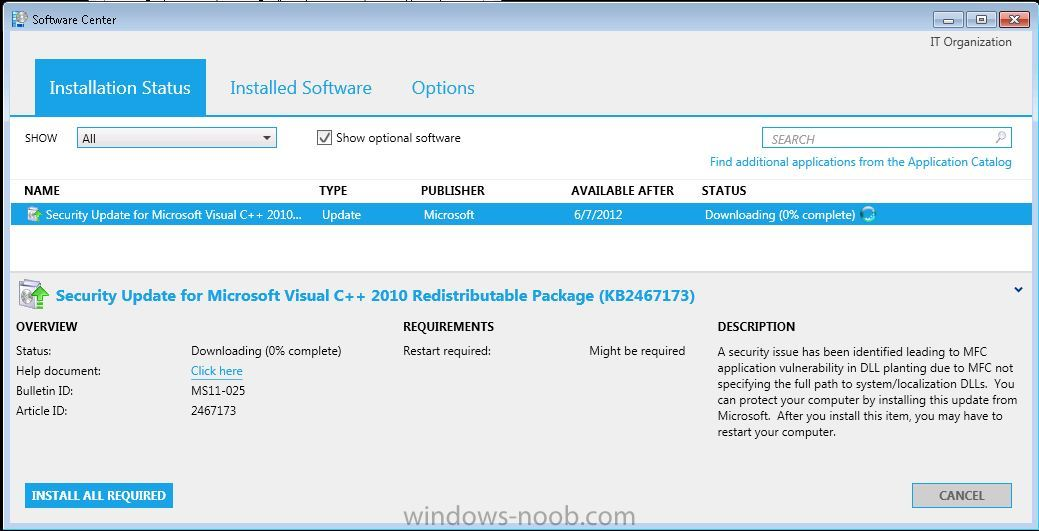 Troubleshooting Deployment Packages which stall at