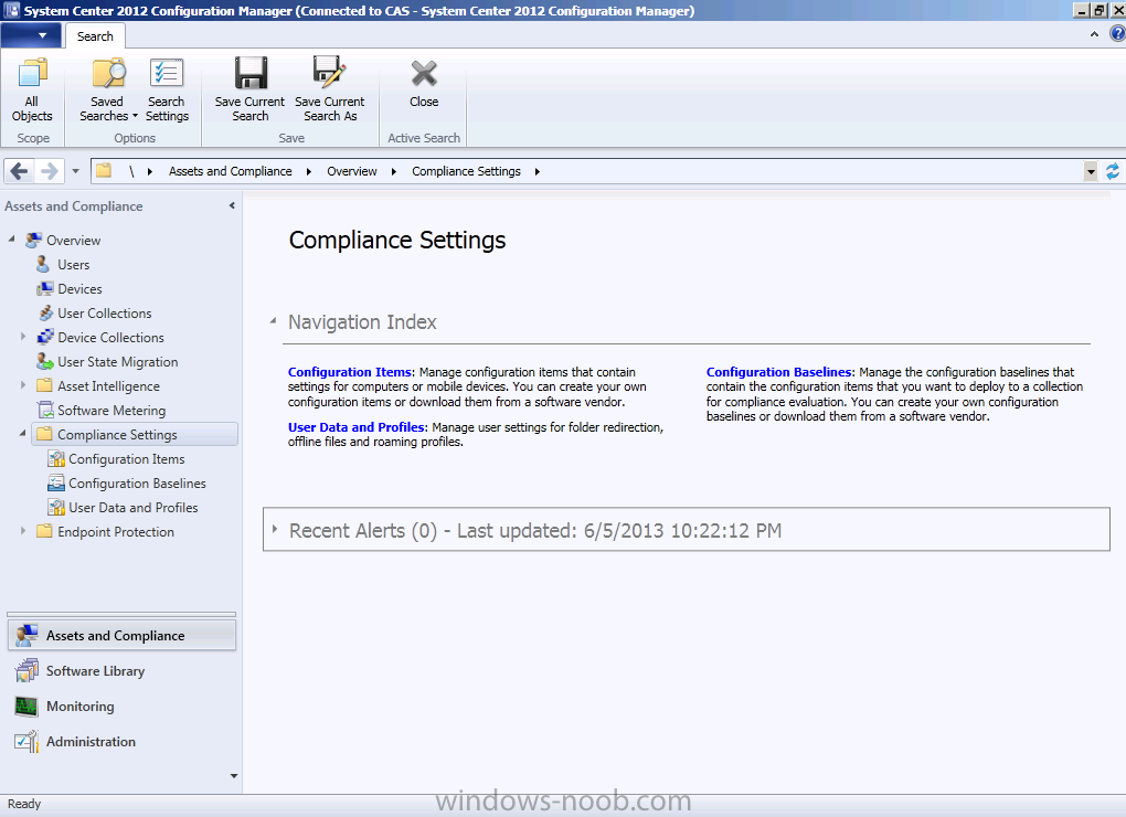 Compliance Settings in Configuration Manager 2012 SP1.png