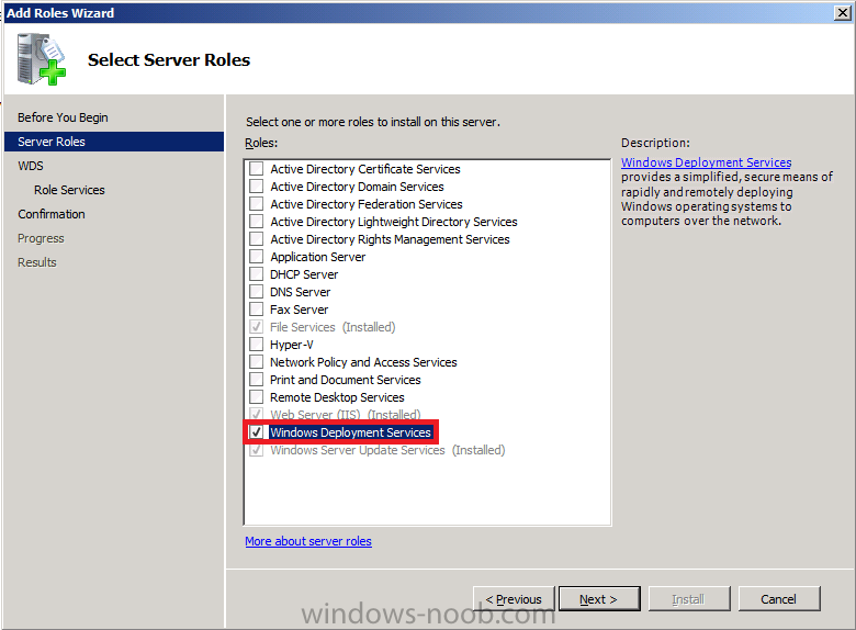 Operating system deployment boot images and distribution point - Using Sccm 2012 Beta2 In A Lab Part 6 Deploying Windows