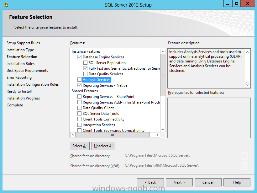 SCVMM 2012 SP1 in a LAB – Installation (Part G – Install Forecasting