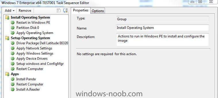 Problems with Windows 7 64bit deployment - Deploy 7 - www