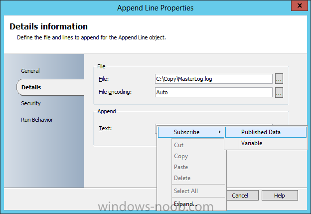 Add Append Line Activity 07.png