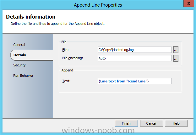 Add Append Line Activity 09.png