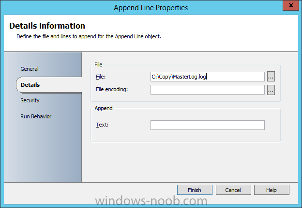 Add Append Line Activity 05.png
