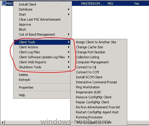 Create Your Own Set Of Rightclick Tools For Sccm