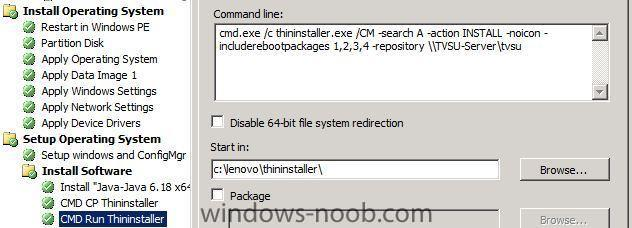 How to install Lenovo Software and Drivers with Update Retriever and