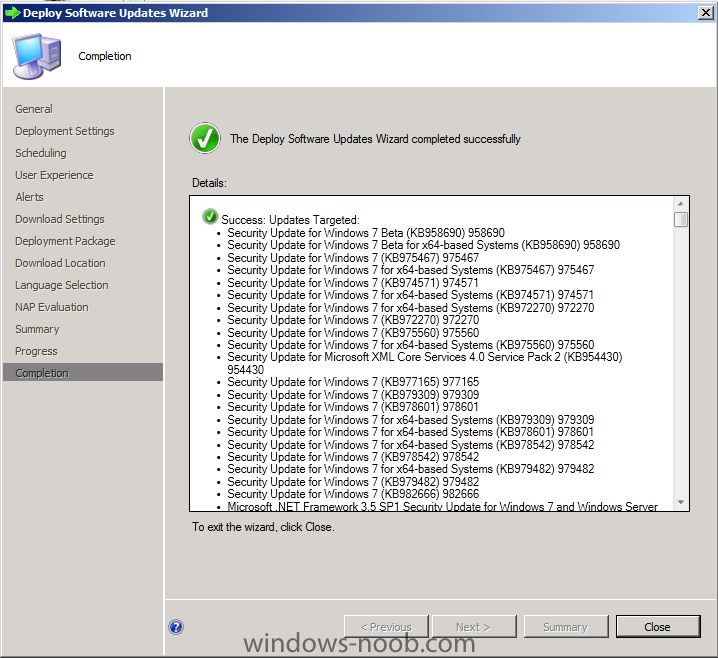 windows 7 updates done.png