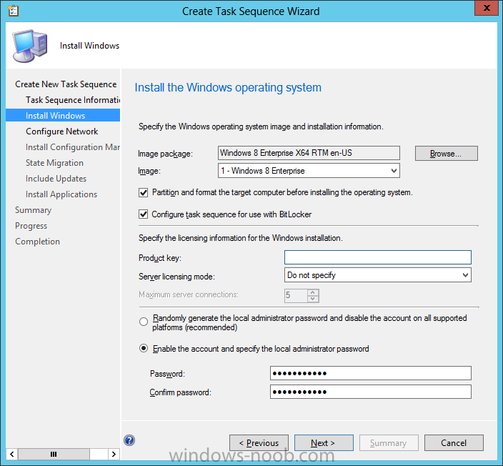 Configure task sequence for use with BitLocker.png