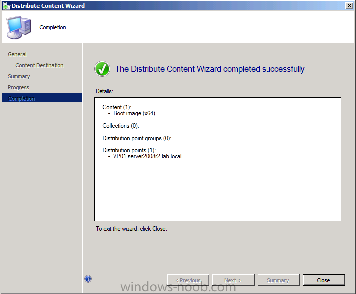 distribute content wizard done.png