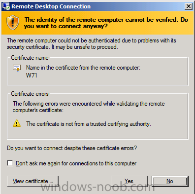 the identity of the remote computer cannot be verified.png