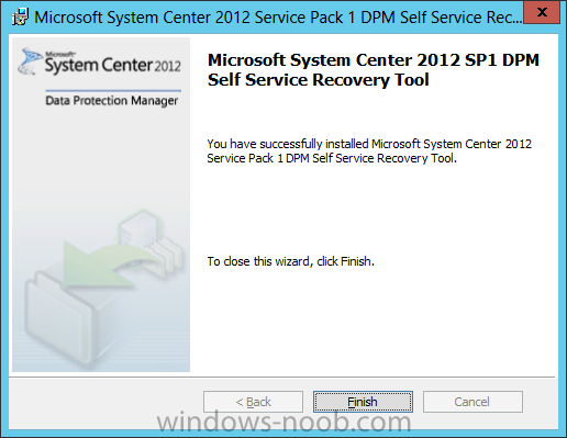 Install DPM Self Service Recovery 04.png
