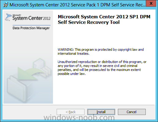 Install DPM Self Service Recovery 03.png