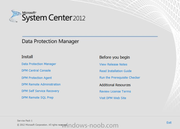 Install DPM Self Service Recovery 01.png