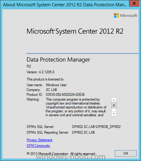Install DPM12R2 - 14 - About DPM.png