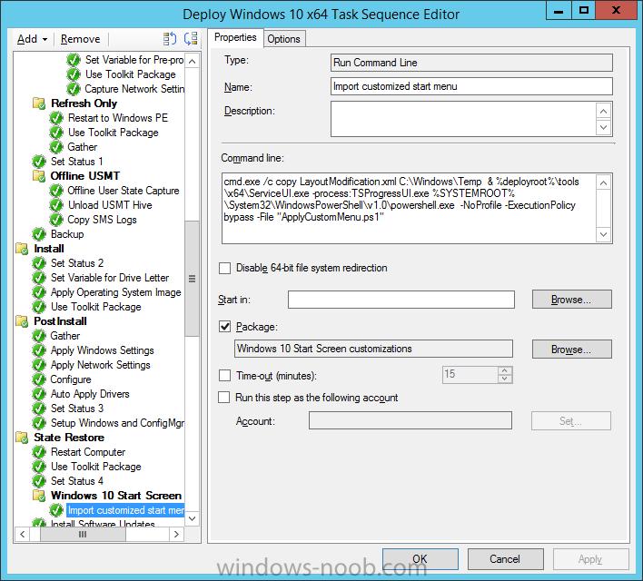 import customized start menu step.png