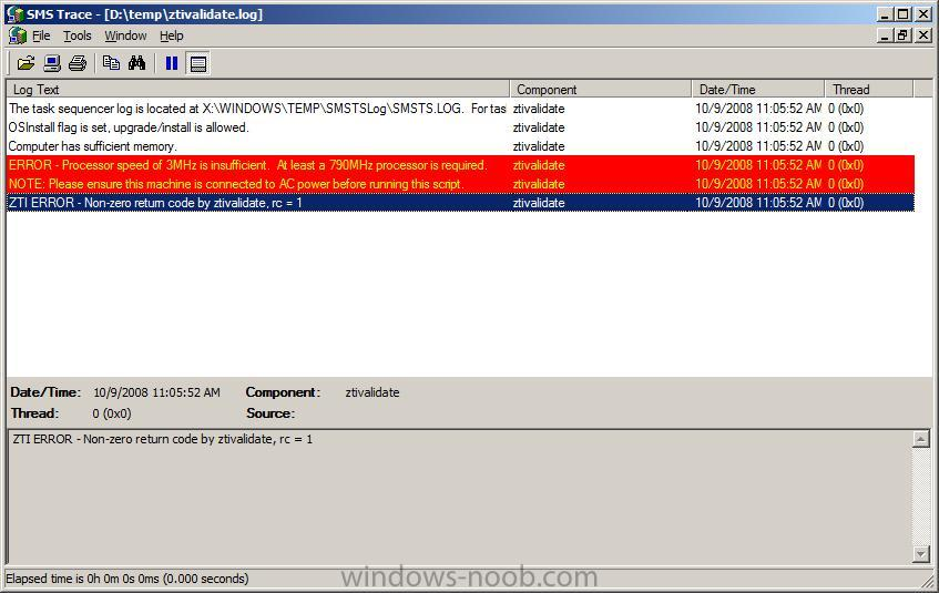 how can I troubleshoot Windows PE booting in SCCM - Troubleshooting