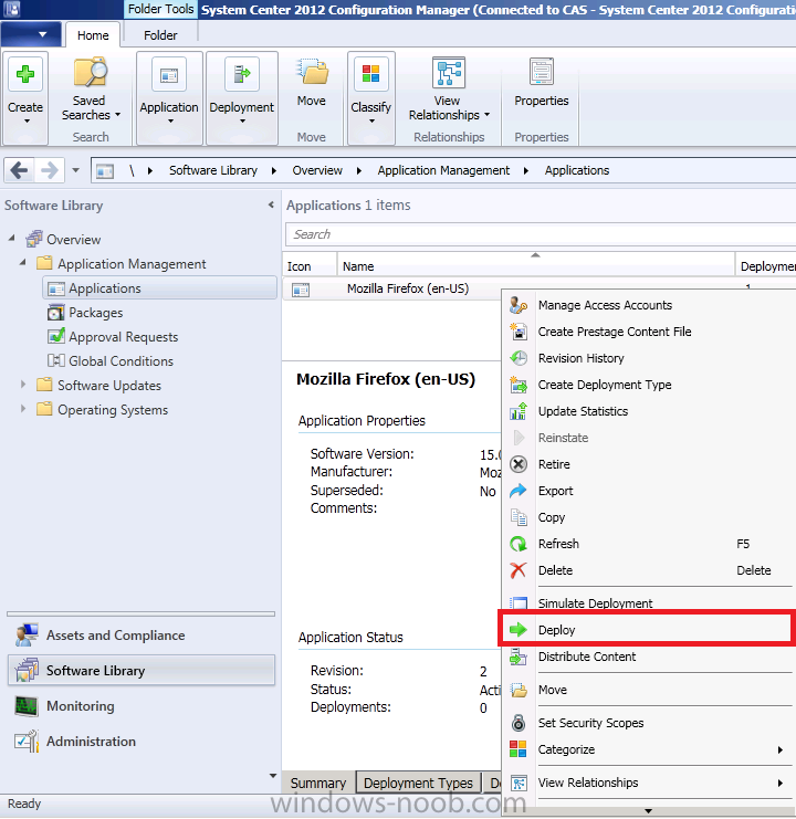 using System Center 2012 Configuration Manager - Part 8