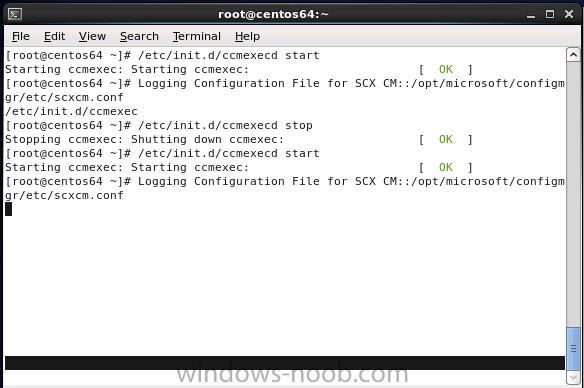start linux client.png