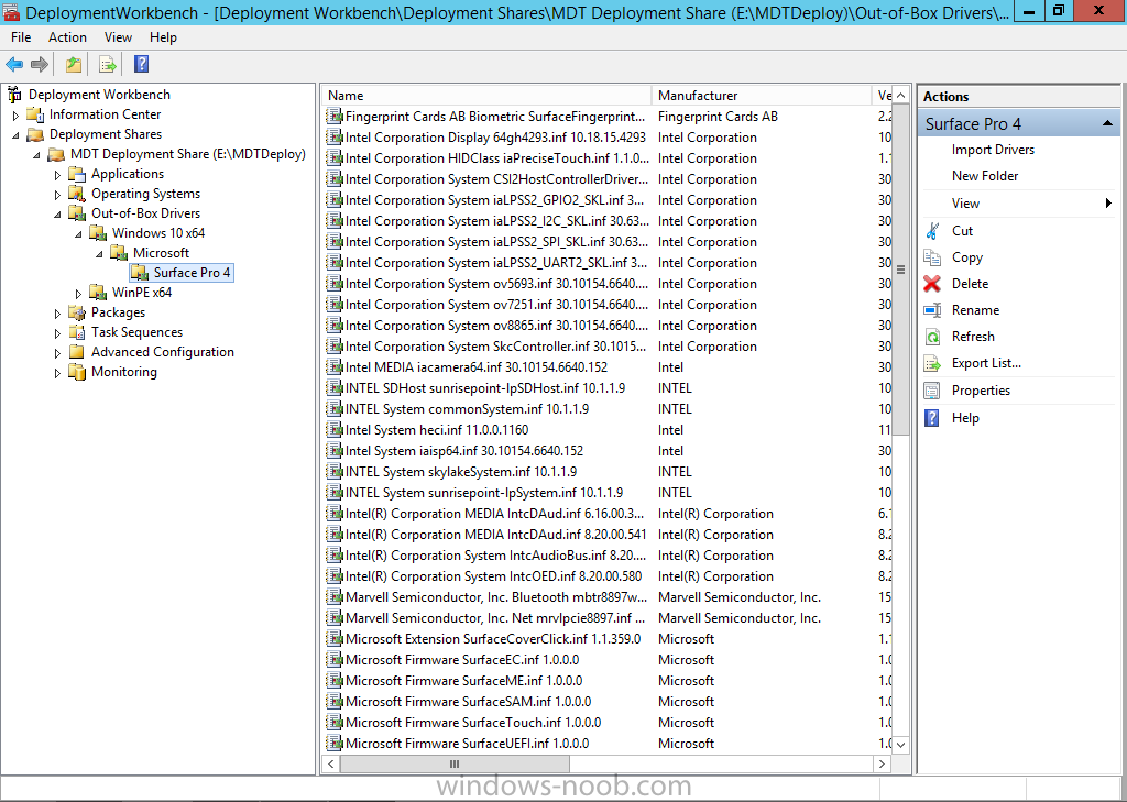 sp4 drivers in mdt.png