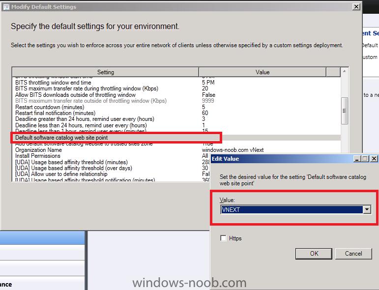 default software catalog web site point.png